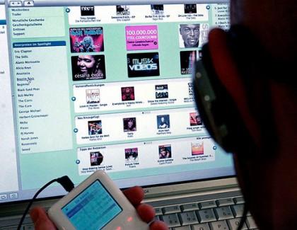 Šerovanje muzike preko interneta u UK – do 10 godina zatvora!