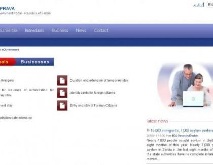 E-uprava u Srbiji nepoznanica mnogima!