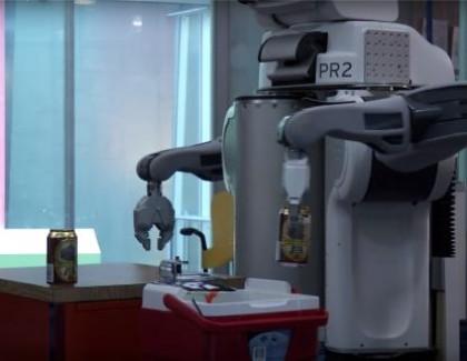 Izmišljeni roboti koji raznose pivo!