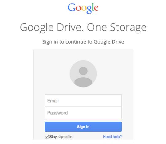 google drive layni