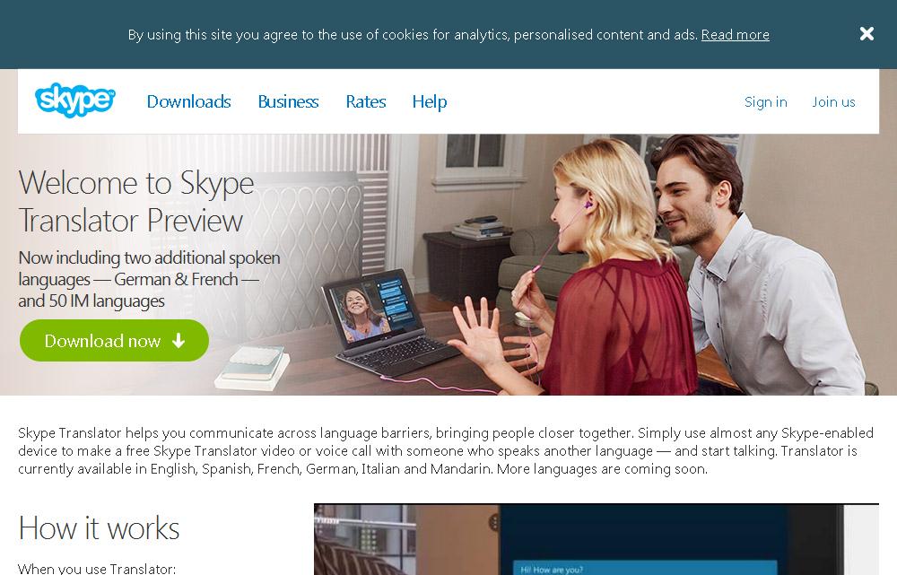skype translator 00