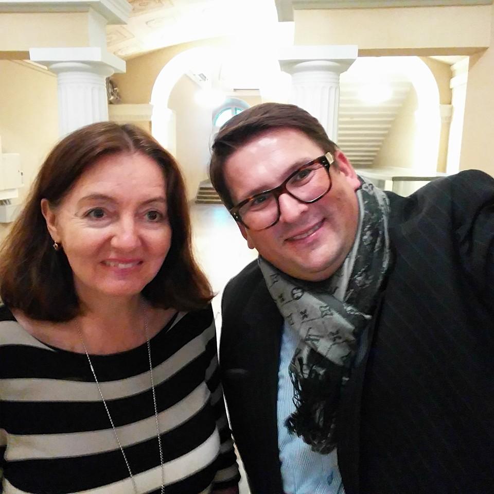 Lena Getmanskaya i Danijel Koletić