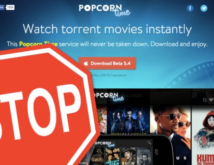 Popcorn Time zauvek ugašen!?