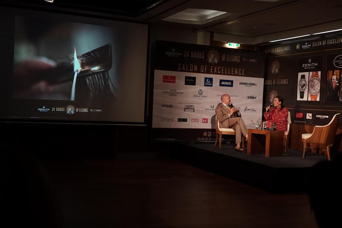 Francesca Bompieri predstavila je 100 godina staru berbernicu iz Milana, Antica Barbieria Colla
