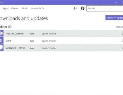Microsoft objavio nove nadogradnje Windows 10 aplikacija