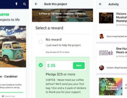 Kickstarter konačno ima aplikaciju za Android