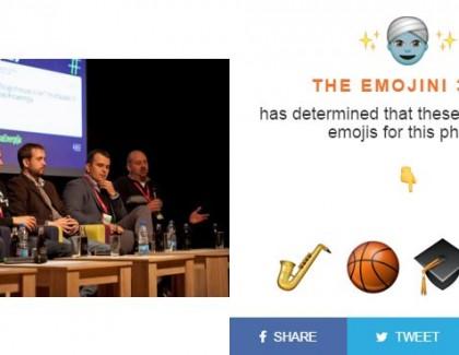 The Emojini pogađa koji emotikon odgovara vašoj fotografiji