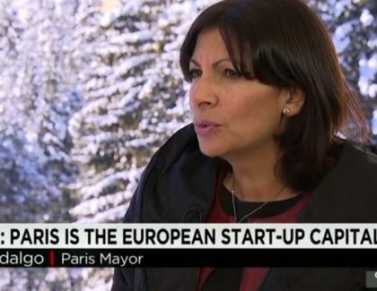 Pariz je evropska prestonica startapa