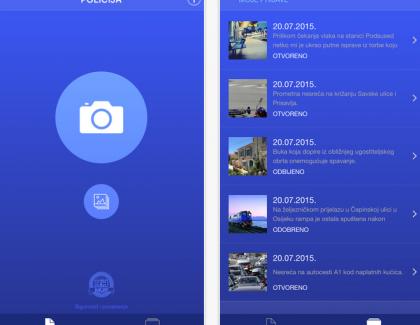 MUP RH lansirao aplikaciju Tužibaba