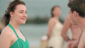 Saoirse Ronan's vintage bathing suit
