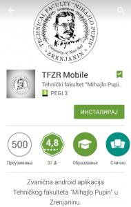 Tehnicki fakultet Mihajlo Pupin Zrenjanin