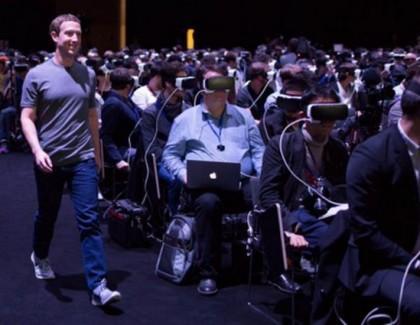 Ova fotografija Marka Zakerberga govori mnogo o budućnosti