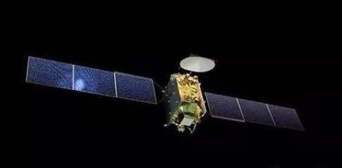 First quantum communication satellite
