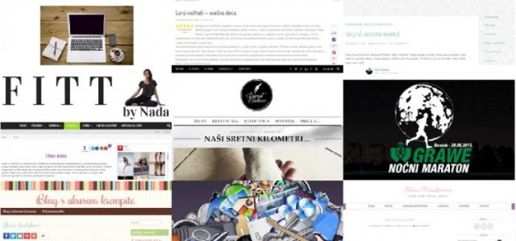 Ko su Coca-Cola Bloggers Network Adria Blogeri 2016. godine?