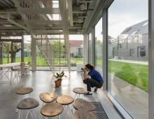 Ivan Brkljač: Mokrin House je urbana tačka u ruralnoj sredini gde se radi i stvara