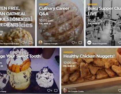 #foodporn live: Nova platforma za uživo emitovanje kuvanja