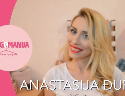 Ena najboljših modnih blogerk, Anastasija Đurić, gre na Blogomanijo, pa ti? (VIDEO)