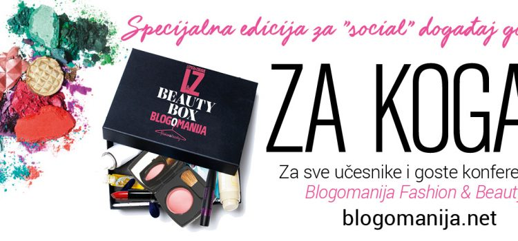 Žene, nasmejte se – ovo vas čeka na Blogomaniji! (FOTO)
