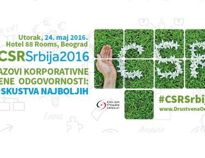Konferencija CSR Srbija 2016