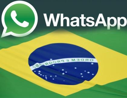 Brazil zabranio WhatsApp