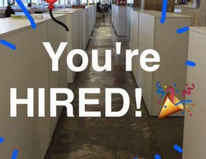 Fenomenalno: Kako je student iskoristio Snapchat i dobio plaćenu letnju praksu