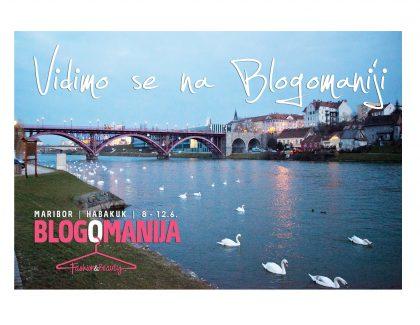 Ves ta Fashion & Beauty na #Blogomanija!