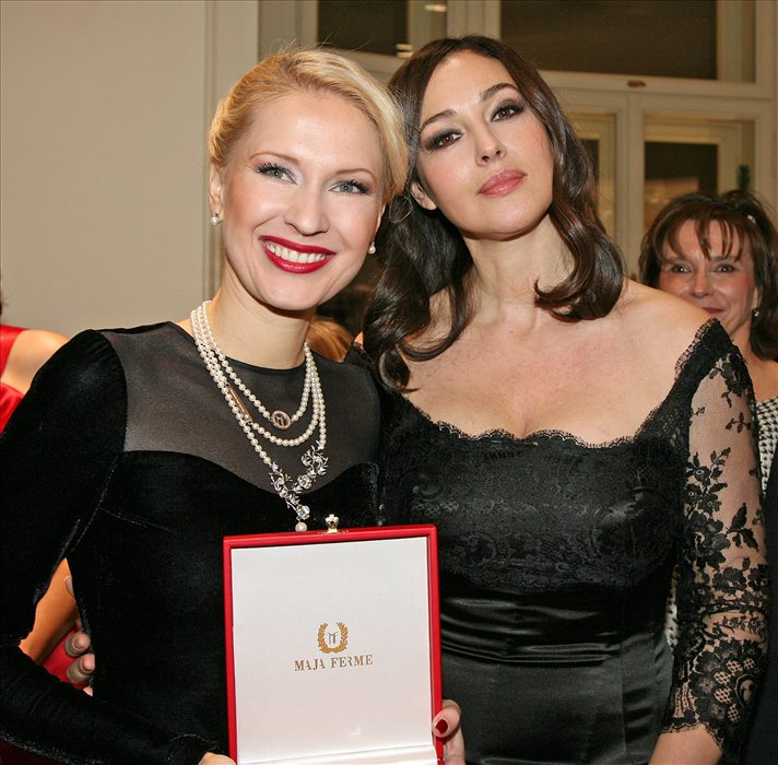 Maja Ferme i Monika Beluči