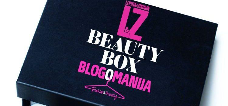 Last minute: Uz svaku kotizaciju za Blogomaniju – Beauty Box!