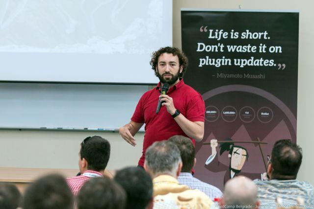 Luca-Sartoni-WordCamp-Belgrade-2016