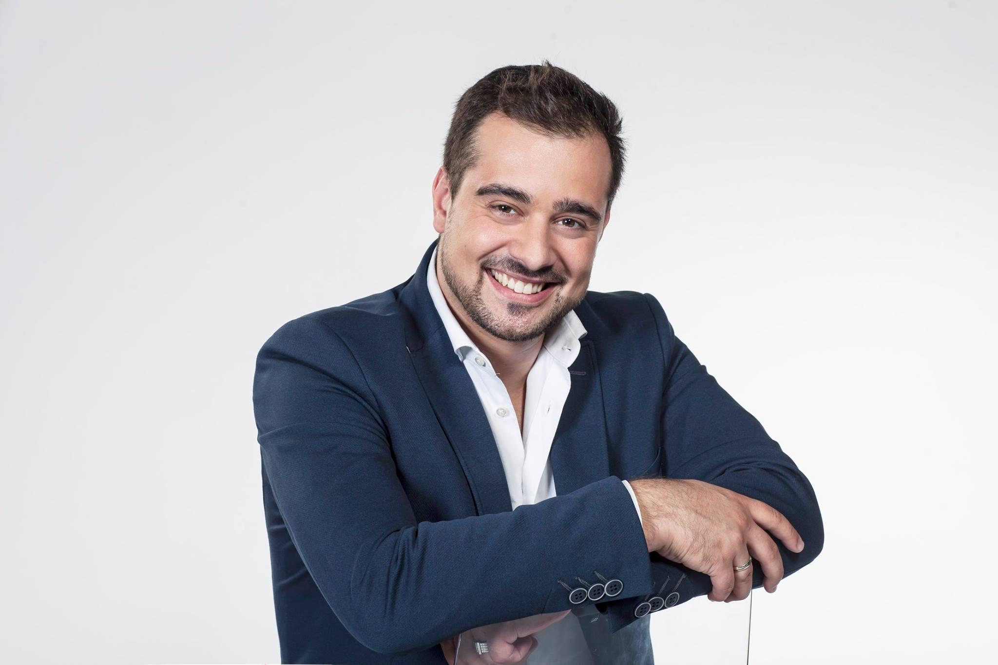 Stefan Buzurović, glumac i TV voditelj