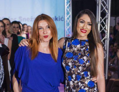 Snežana Dakić ekskluzivno na Blogomaniji predstavila svojo prvo kolekcijo (FOTO)