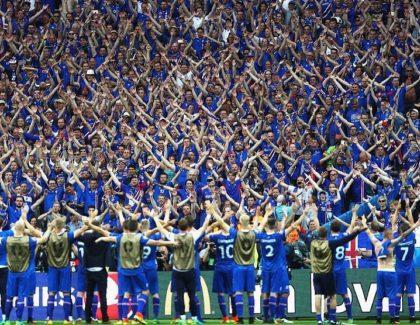 Najboljši odmevi regijske in svetovne internetne skupnosti na zmago Islandije