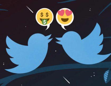 Firme na Twitterju zdaj lahko targetirajo uporabnike s pomočjo emotikonov