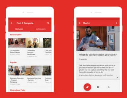 Nova Youtube aplikacija pomaže vam da napravite video reklamu