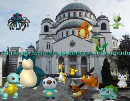 Preko 5.000 ljudi ide na Pokémon Go okupljanje u Beogradu