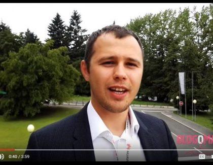 Igor Nočka iz kompanije VISA za Novu Energiju (VIDEO)