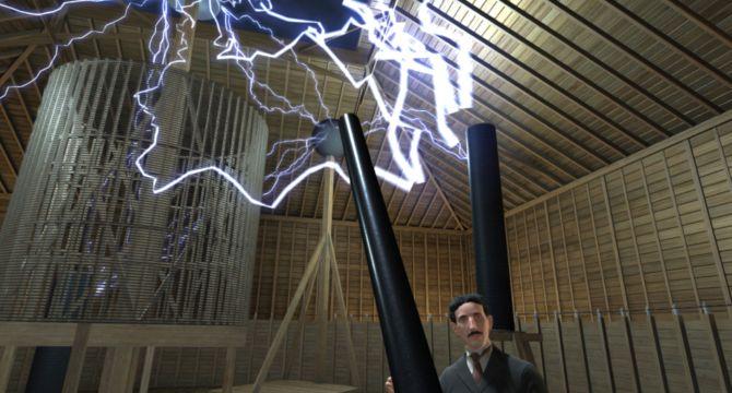 Virtuelni Tesla u Kolorado springsu