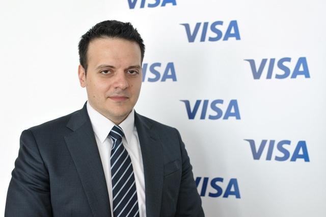 Vladimir Djordjevic, generalni direktor kompanije Visa za Jugoistočnu Evropu