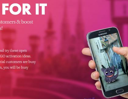 Ovaj sajt vam nudi besplatne ideje za Pokemon Go marketinške kampanje