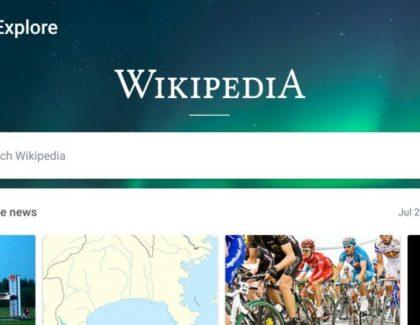 Wikipedia ima novi izgled i funkcije za Android