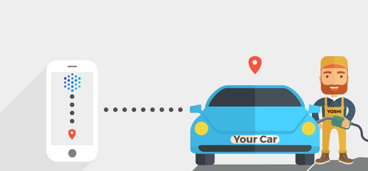 Kako napolniti gorivo v avto brez obiska črpalke? Yoshi Inc. ve!