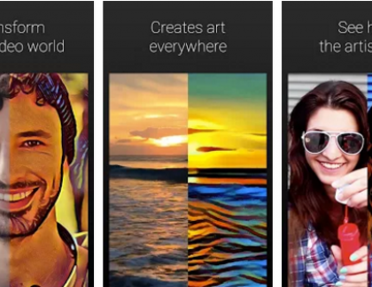 Aplikacija Artisto – Prisma za video sadržaj!