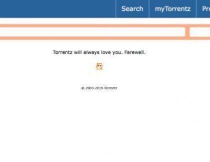 Ugašen popularni torent pretraživač Torrentz.eu