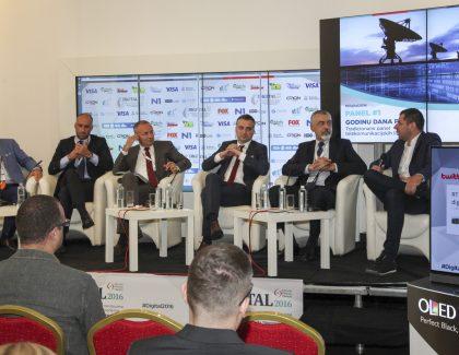"""#Digital2016 – poslušajte panel """"Godinu dana posle: Tradicionalni panel telekomunikacijskh lidera regiona"""""""