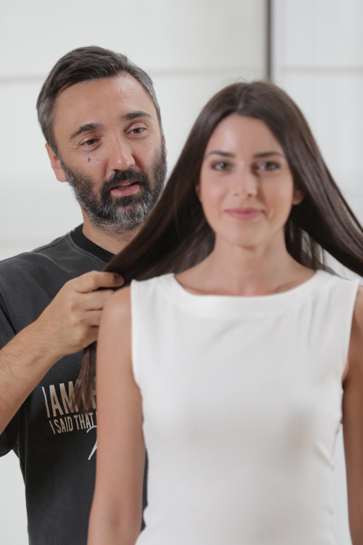 Tijana Kušljić i Mladen Baron, foto: Zoran Mirčetić