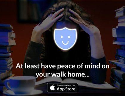 Ko te prati kući? Tata, preko aplikacije!