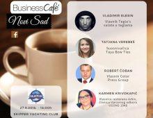 Biti drugačiji, biti svoj: Drugi Business Cafe Vojvodina 27. septembra