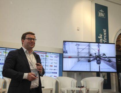 "#Digital2016 – poslušajte prezentaciju ""Drone powered solutions – the new digital reengineering"""