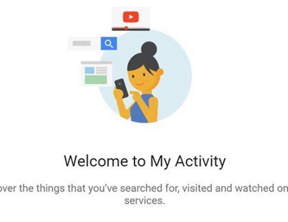 Kako da vidite sve što ste ikada pretraživali na Googleu?