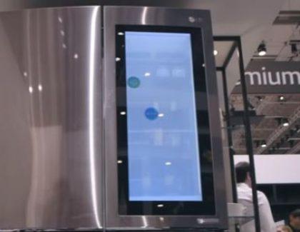 Pametni frižider sa Windows 10 operativnim sistemom